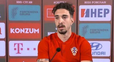 """Vrsaljko i Lovren: """"Ako protiv Češke budemo na svom nivou, rezultat neće izostati"""""""
