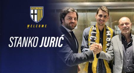 Hajduk i Parma postigli dogovor oko transfera Stanka Jurića