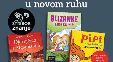 Izdavač Znanje redizajnirao popularnu dječju biblioteku Stribor