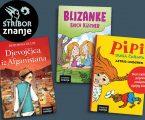 Biblioteka Stribor u novom ruhu, u knjižarama već 'Pipi duga čarapa', 'Blizanke' i 'Djevojčica iz Afganistana'