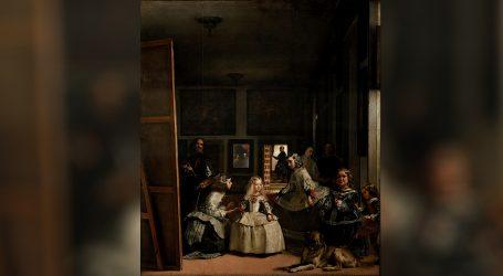 Barokni slikar Diego Velázquez prvi je pokazao važnost ogledala u likovnoj umjetnosti