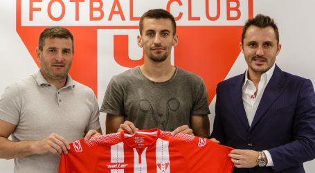 Vinko Međimorec potpisao za rumunjskog prvoligaša