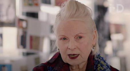 Karijera Vivienne Westwood predstavljena u književnoj seriji Catwalk