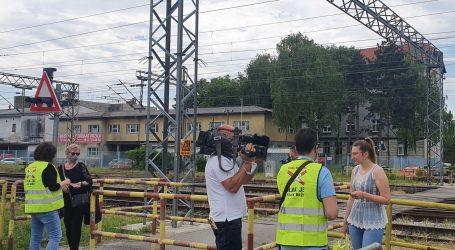'Vlak je uvijek brži': HŽ Infrastruktura obilježila Međunarodni dan svjesnosti o opasnostima na željezničko-cestovnim prijelazima ILCAD