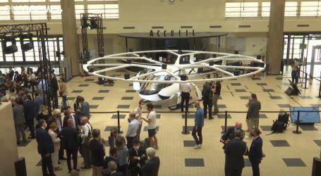 Njemački leteći taxi će biti u prometu tijekom Olimpijskih igara u Parizu