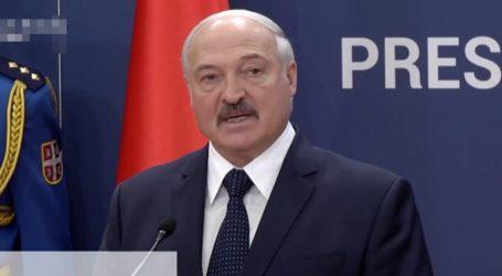 """Bjelorusija smatra da zapadne sankcije graniče s objavom """"ekonomskog rata"""""""