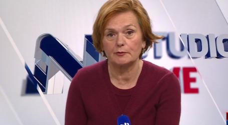 """Ankica Mamić: """"Tomašević je sigurno u neprijateljskom okruženju, stotine ljudi u Grad je ušlo bez natječaja"""""""
