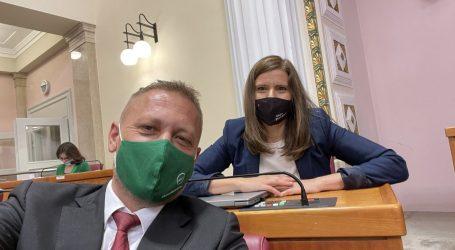 """Katarina Peović prelazi u saborski klub HSS-a. Beljak: """"Zajedno ćemo biti jači"""""""