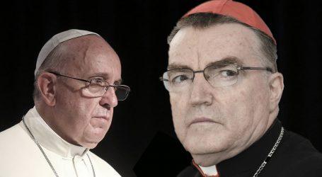 PREŠUĆENO PISMO IZ 2014.: Kako je Bozanić uvrijedio papu Franju i vatikansku diplomaciju