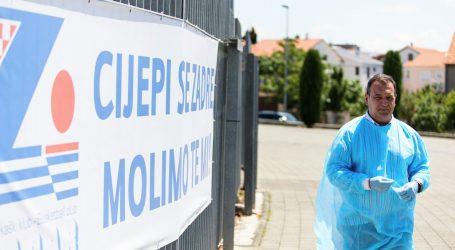 U Hrvatskoj 58 novih slučajeva zaraze koronavirusom, pet osoba preminulo