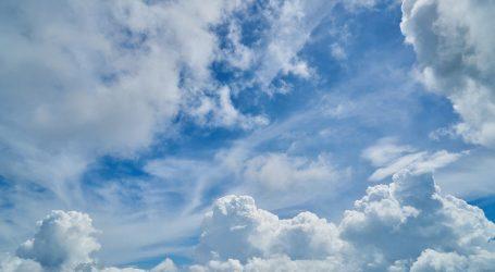 DHMZ: Tijekom nedjelje promjenljivo, ponegdje uz povremenu kišu