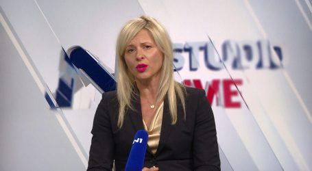 """Dijana Zadravec: """"Vatavuk je izvršio svoju ulogu, smijenio me je nezakonito i sada može dati ostavku. To me ne čudi"""""""