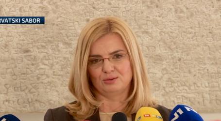 """Zlata Đurđević: """"Dokazala sam da nisam sudjelovala u nezakonitoj proceduri"""""""