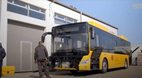 Gradovi u Poljskoj počeli uvoditi električne autobuse u javni prijevoz