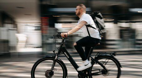 U Kaliforniji se sve više voze električni bicikli