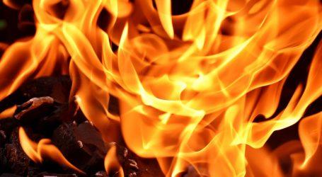 Za podmetanje požara u grčkom logoru Moria migrantima deset godina zatvora
