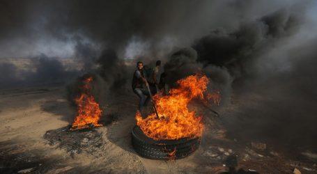 Novi izraelski napadi u Pojasu Gaze, borbeni avioni gađali položaje Hamasa