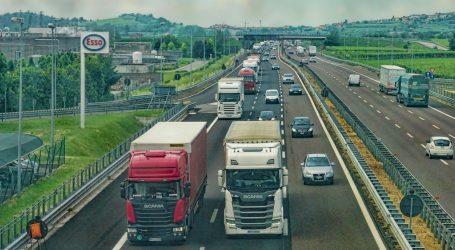 HAK: Promet srednje gust, na nekim dionicama pojačan