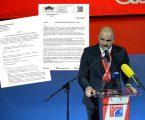Dramatično pismo predsjednika karate saveza: 'Bojim se za vlastitu sigurnost i sigurnost moje obitelji'