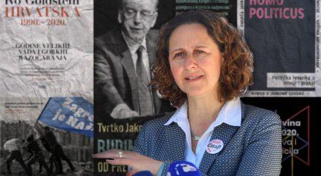 CENZURA: Ministarstvo kulture odbilo otkupiti kapitalne knjige u kojima se kritički piše o HDZ-u