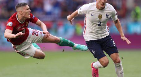 """Izbornik Francuske nakon utakmice: """"U prvom poluvremenu umjesto da vodimo 3-0, mi gubimo 0-1. Bod nije ono čemu smo se nadali u ovom meču"""""""