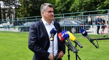 Milanović u petak u Vukovaru, sudjeluje na sjednici Vijeća za energetsku tranziciju