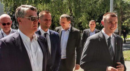 """Milanović iz Vukovara: """"Moguće je da Hrvatska jedno vrijeme bude bez legitimnog predsjednika ili predsjednice Vrhovnog suda"""""""