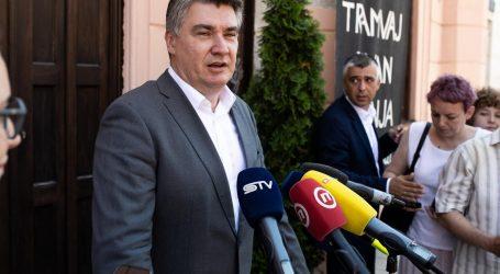 """Milanović: """"Od Vatrenih očekujem pobjedu, nije to ona Del Bosqueova Španjolska iz 2010."""""""