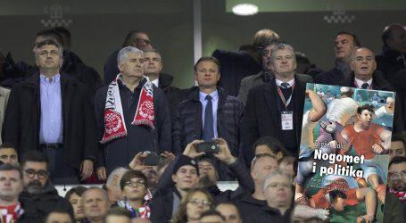 FELJTON: Kako je HDZ prisvojio i politizirao hrvatski nogomet