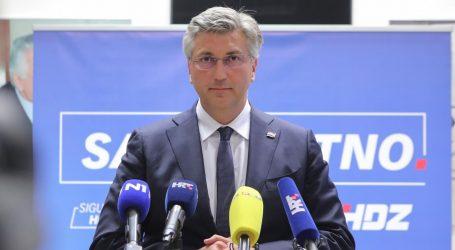 """Plenković: """"Ništa dramatično se ne događa. Vrhovni sud će funkcionirati, država će funkcionirati"""""""
