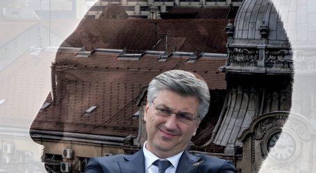 EKSKLUZIVNO: Kako su Plenkovićeve greške blokirale HDZ-u kontrolu nad 60 milijardi kuna iz proračuna Zagreba i Splita i pretvaraju ga u provincijsku stranku