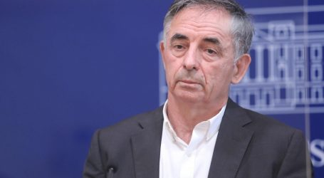"""Milorad Pupovac: """"SDSS će biti suzdržan na glasanju o profesorici Đurđević"""""""