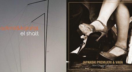 GLAZBENE RECENZIJE: Vladimir & Kalafat, Japanski premijeri & Vava
