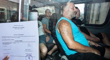 Sudac Majerović dopustio da pritvorenog Tomislava Sablju posjeti djevojka