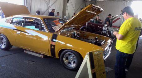 RACQ Motorfest: Stariji sportski modeli najzanimljiviji ljubiteljima automobila