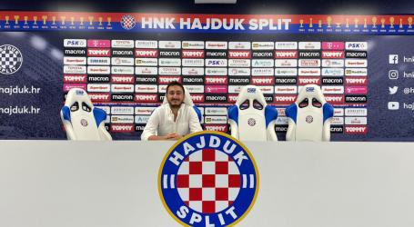 Prvi stipendist Hajduka: Hajduk se živi 7 dana u tjednu, ne samo 90 minuta utakmice