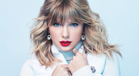 Taylor Swift nagrada za najboljeg tekstopisca Nacionalne udruge izdavača glazbe