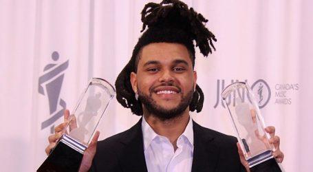 """The Weeknd kao producent, koautor i glumac u novoj tv seriji HBO-a """"The Idol"""""""