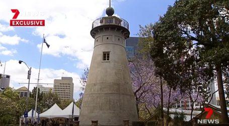 Obnavlja se vjetrenjača, najstarija građevina u Brisbaneu. Sagradili su je zatvorenici
