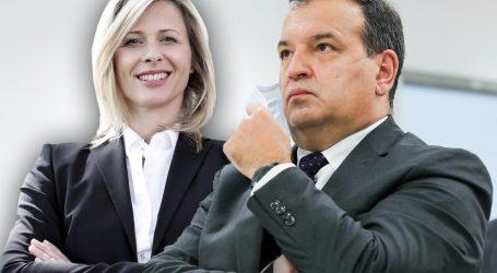Odluka u roku od dva dana: Ministar Beroš odbio zahtjev Dijane Zadravec za nadzor u Vinogradskoj