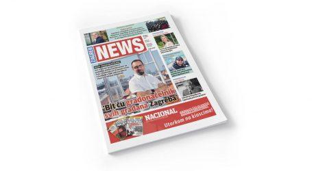 Novi broj Zagreb Newsa na web adresi: zagrebnews.hr