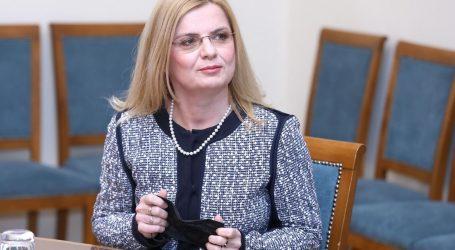 Zlata Đurđević nije u Saboru izglasana za predsjednicu Vrhovnog suda