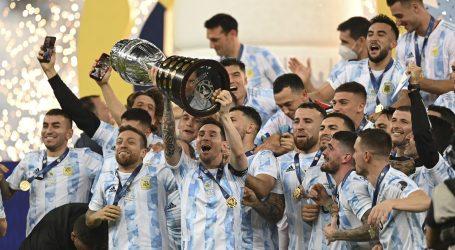 Copa America: Leo Messi konačno s Argentinom osvojio veliki trofej