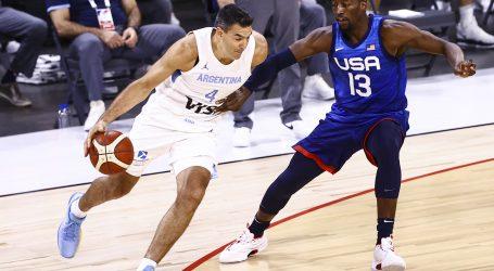 Uvjerljiva pobjeda Amerikanaca protiv Argentine, Durant i Beal predvodili Popovichevu selekciju