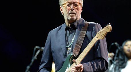 Eric Clapton protivi se nastupima pred publikom koja mora biti cijepljena