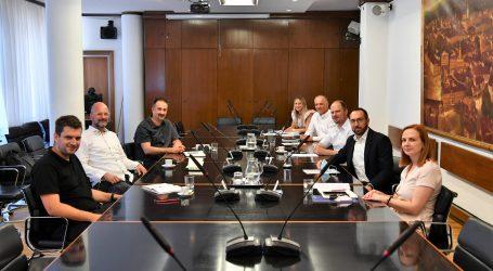 Tomašević održao radni sastanak s Društvom arhitekata Zagreba