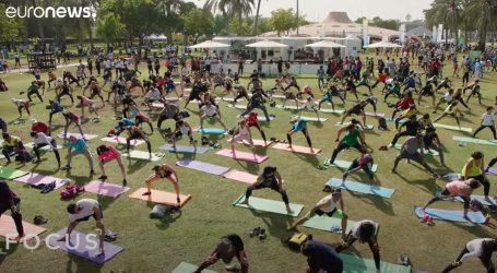 U Dubaiju su ovo ljeto sportske aktivnosti i rekreacija na prvom mjestu