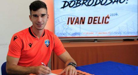 Ivan Delić se obvezao na vjernost Šibeniku do ljeta 2025. godine