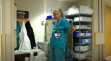Najstarija američka medicinska sestra Florence Rigney otišla u mirovinu s 96 godina