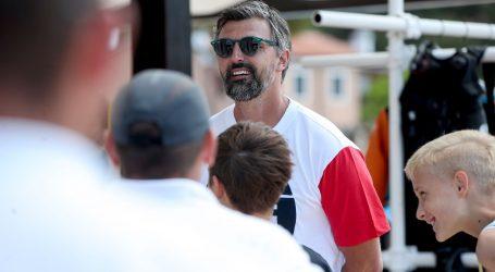 Goran Ivanišević nakon primanja u Kuću slavnih došao u Umag na turnir Plava Laguna  Croatia Open